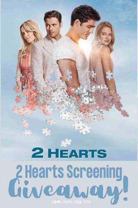 2 Heart Screening Giveaway