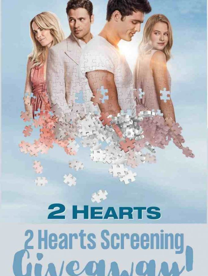 2 Heart Screening Giveaway