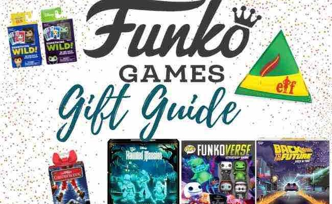 Funko Games Gift Guide: Add POP! To your gifting and gaming!