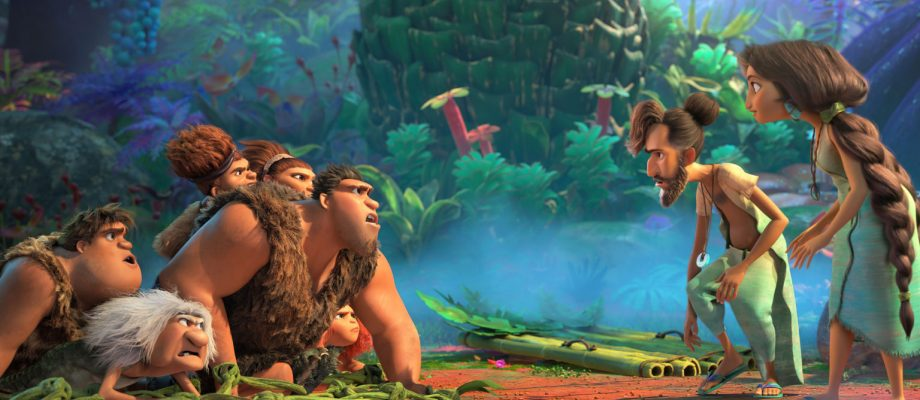 The Croods: A New Age Releases Thanksgiving Week!