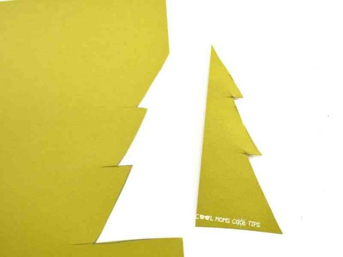 DIY Rustic Christmas Tree template -cool-moms-cool-tips