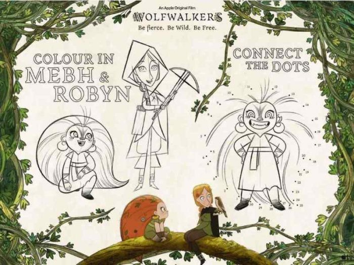 WolfWalkers activity sheet cool-moms-cool-tips-2