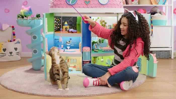 Gabby's DollHouse is Cat-tastic!