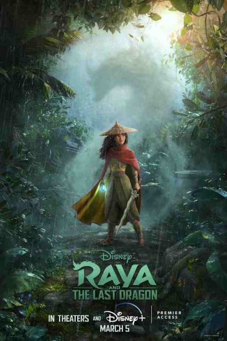 Get Excited For Disney's Raya and The Last Dragon