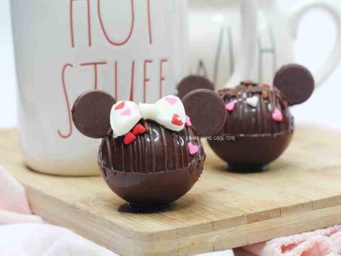 Minnie-and-Mickey-hot-chocolate-bombs-recipe cool moms cool tips
