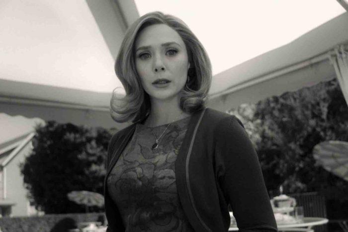 Wanda in WandaVision