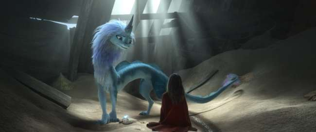 Sisu Raya and The Last Dragon