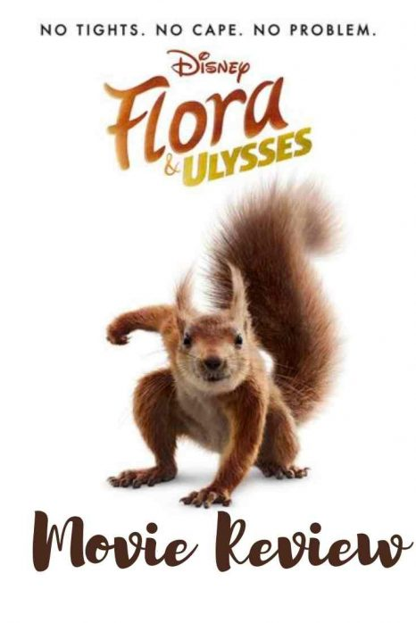 Is Disney's Flora and Ulysses Movie kids friendly? What can you expect? Get our Flora and Ulysses movie review and parent guide