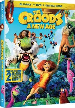 The Croods New Age Movie Giveaway