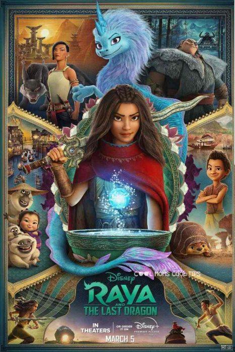 Raya and the Last Dragon Kid Friendly