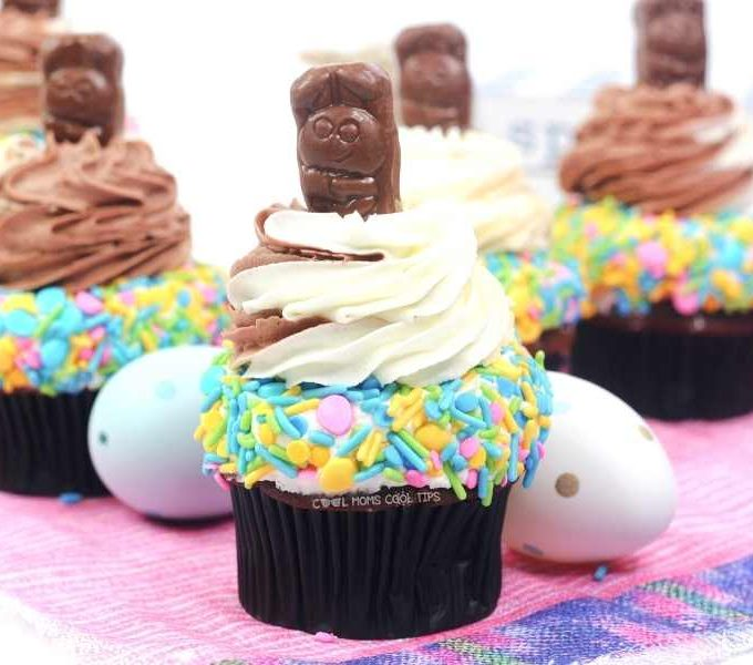 Spring Cupcakes Recipe cool moms cool tips