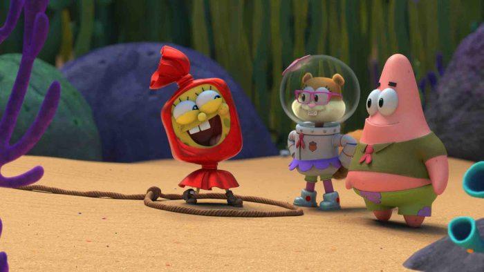 spongebob kamp koral review