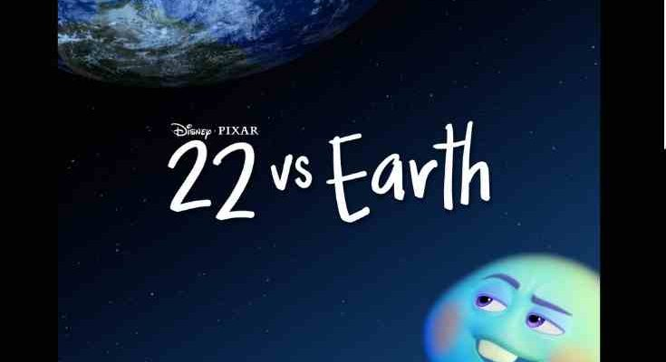 Pixar Animated Short 22 vs Earth Review