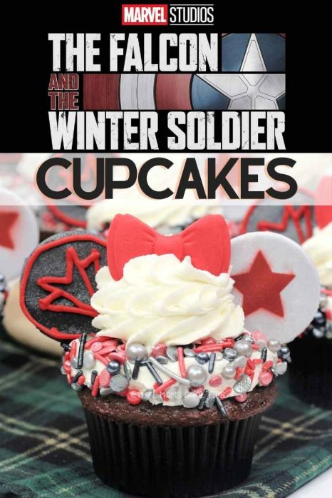 The Falcon and the Winter soldier-cupcakes -cool-moms-cool-tips