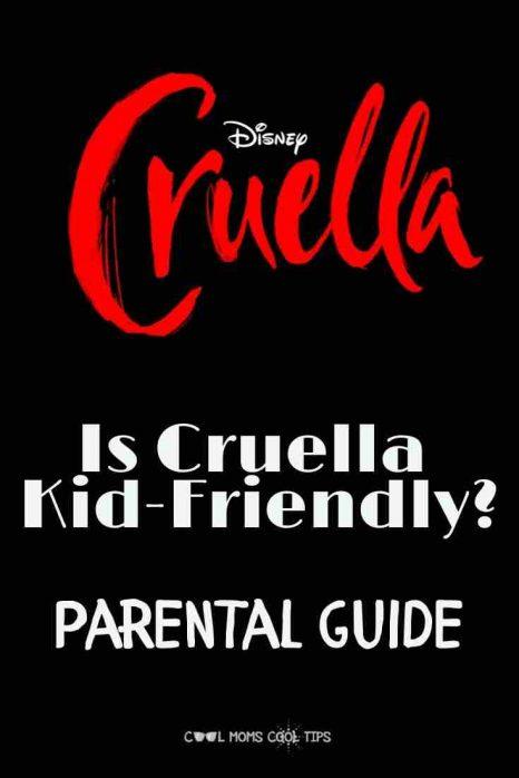 Cruella Parental Guide