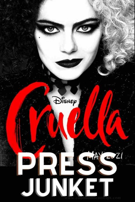 Cruella Press Junket: Emma Stone and Thompson Empower