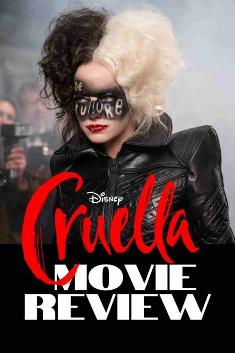 Disney's Live Action Cruella Movie Review