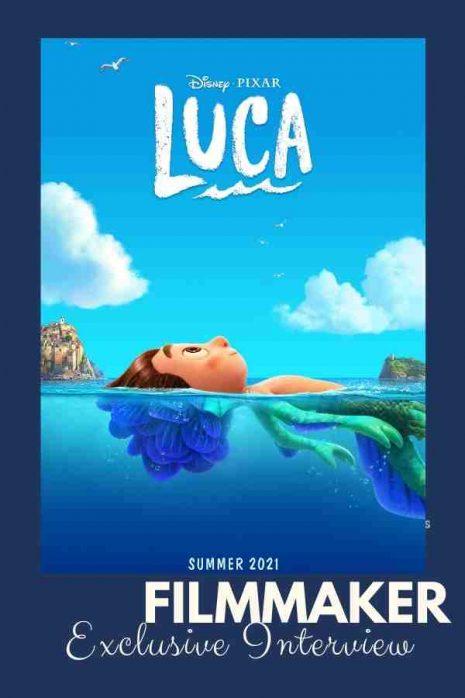 Pixar Luca Filmmaker Interview