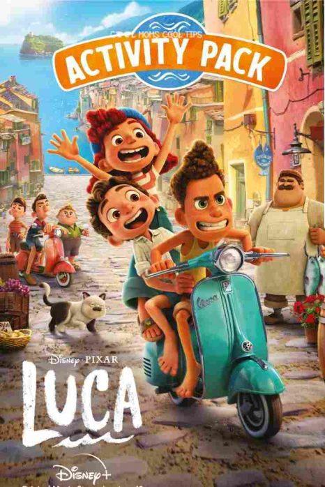Fun Luca Family Movie Night