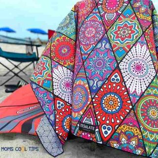 The Perfect Beach And Travel Towel