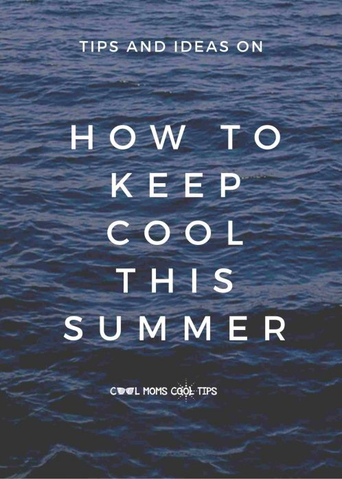how to keep cool this summer