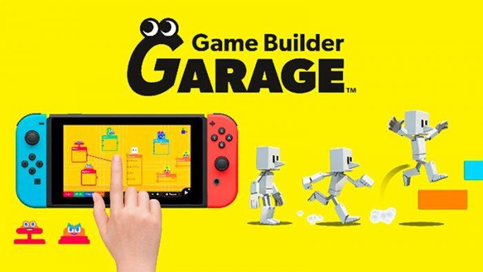 Nintendo Game Builder