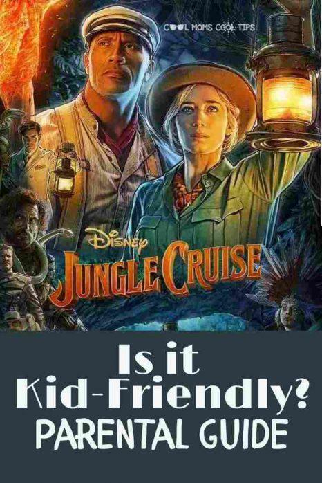 Is Disney's Jungle Cruise Kid Friendly?