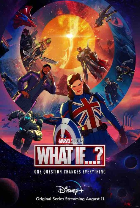 Marvel's What If…? Interview