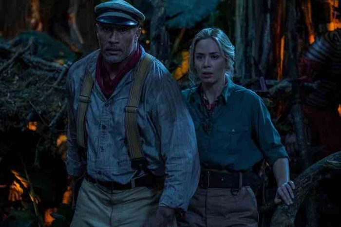 Get Aboard The Jungle Cruise Movie