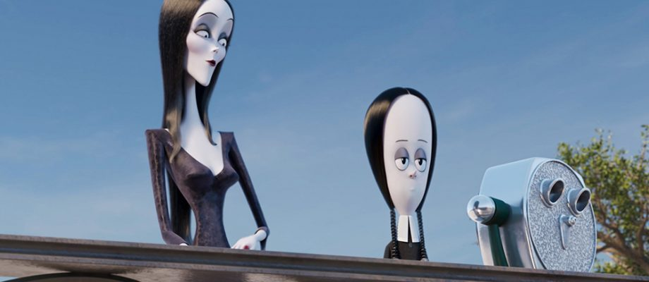 Charlize Theron The Addams Family 2 Interview