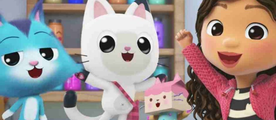 Gabby's Dollhouse Tara Strong Exclusive Interview